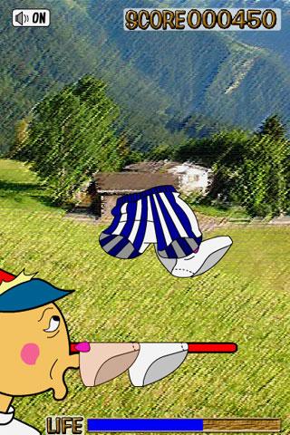 ビノキオー基本画面