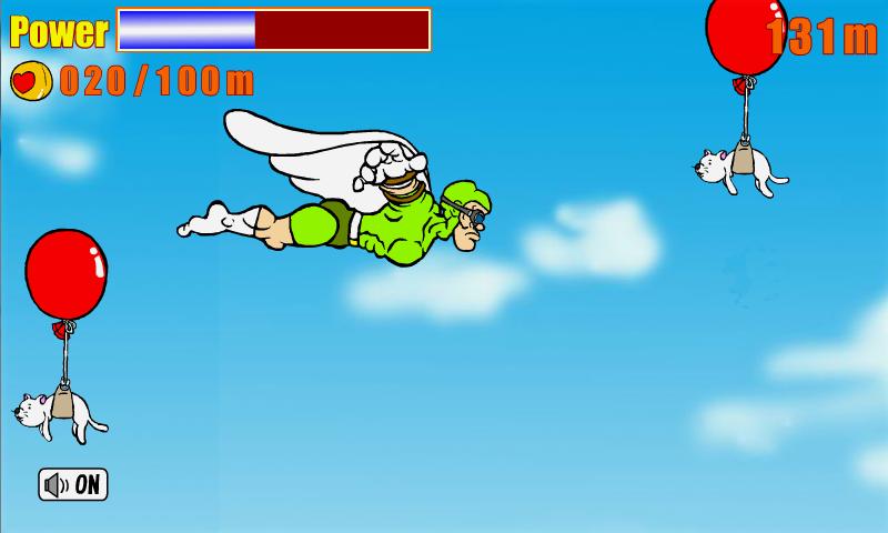 バードマンー基本画面